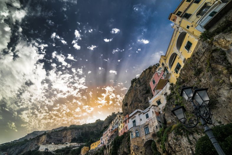 Amalfi – Italy's most exquisite balcony
