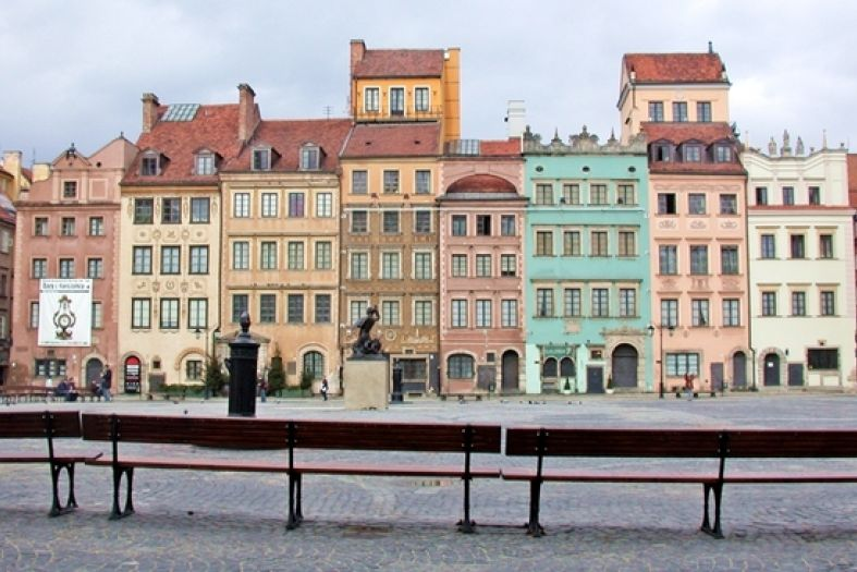 Warsaw – attractions for a weekend