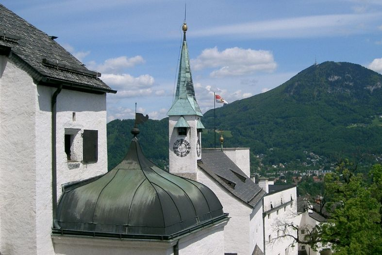 Salzburg – attractions for a weekend