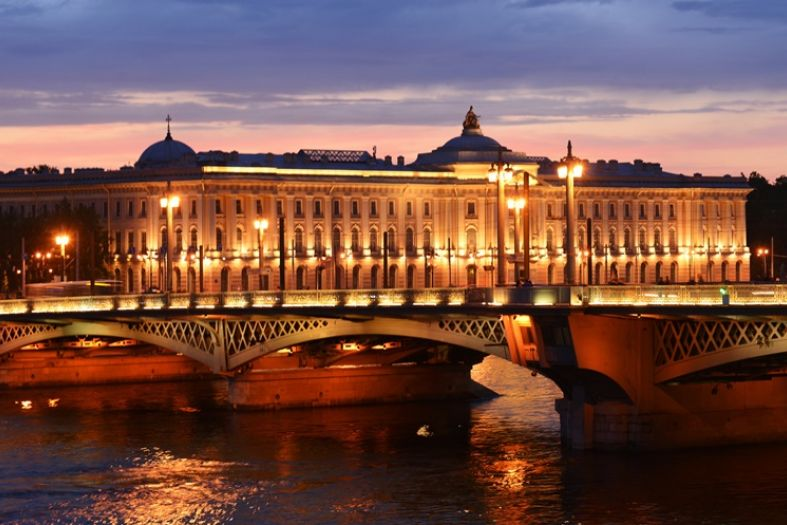 The magical White Nights of Saint Petersburg
