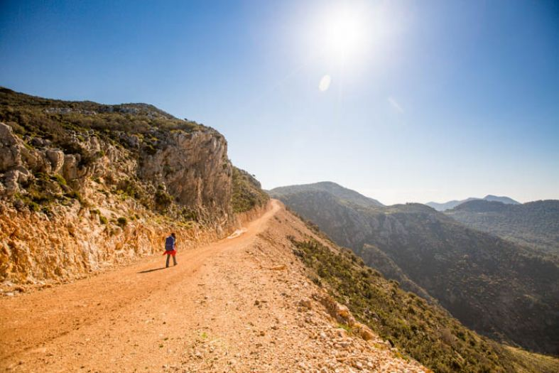 The Lycian Way in Turkey – a 540-km route to walk