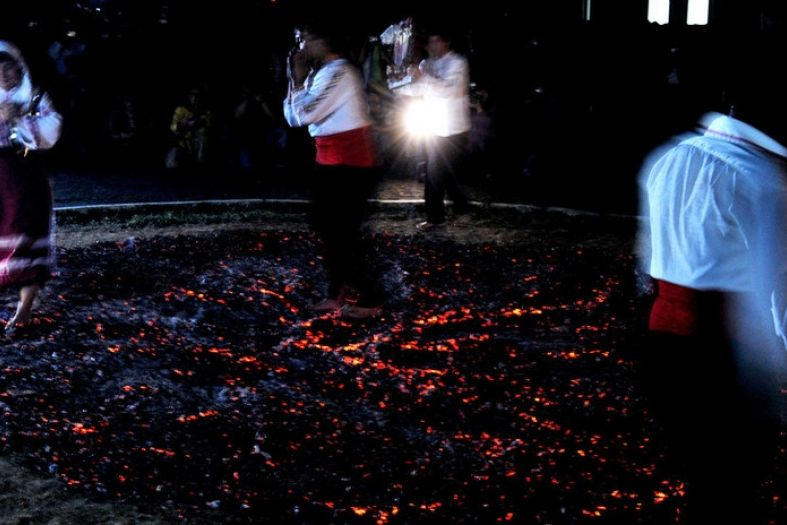 Bulgaria fire dancing: Uncovering the secrets of the nestinari