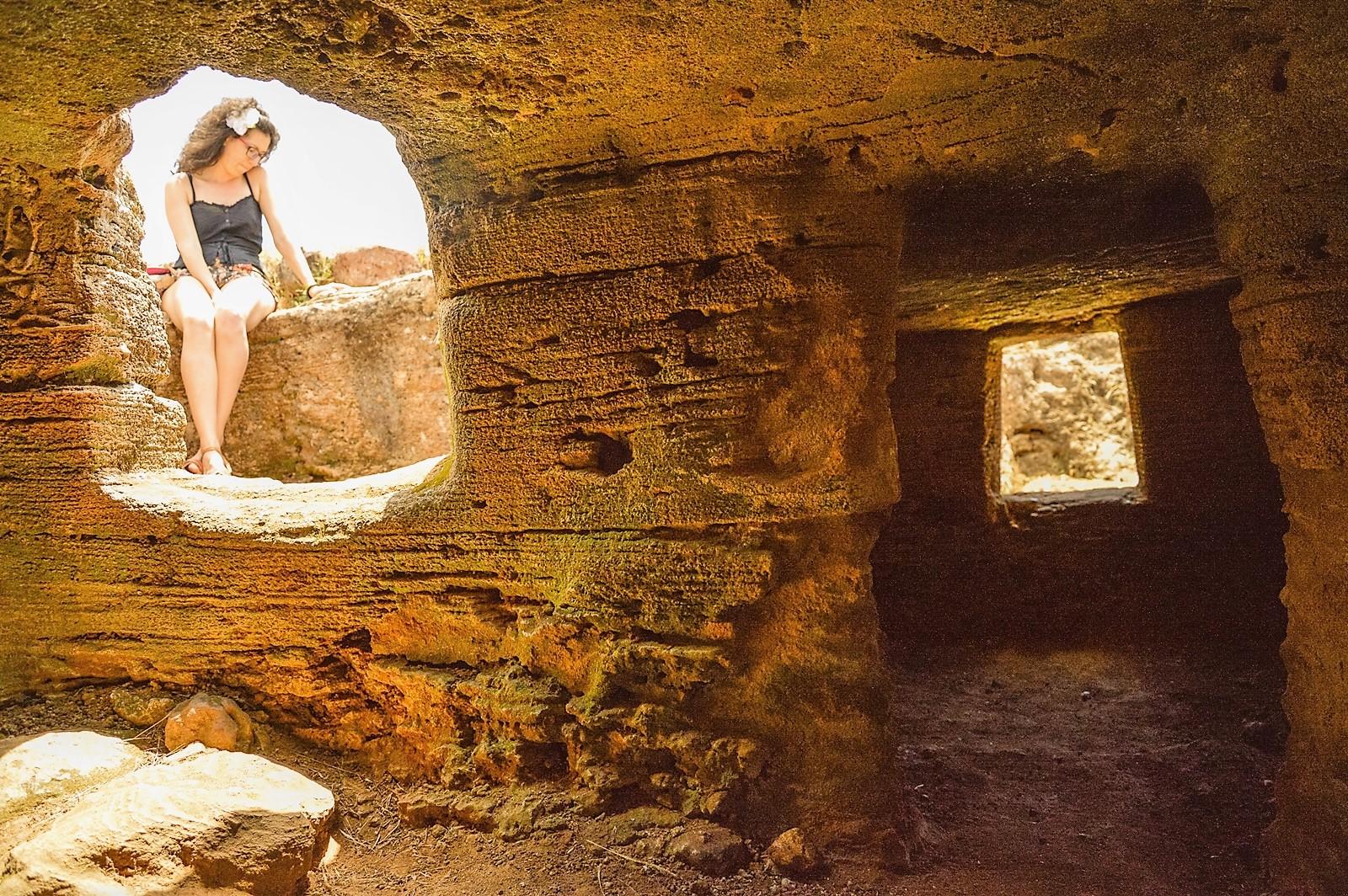 Anghelu Ruju: visit a fairy house in Sardinia