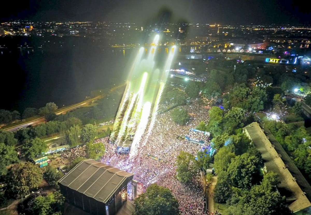Exit Festival, Serbia 2018: Party on a medieval fortress