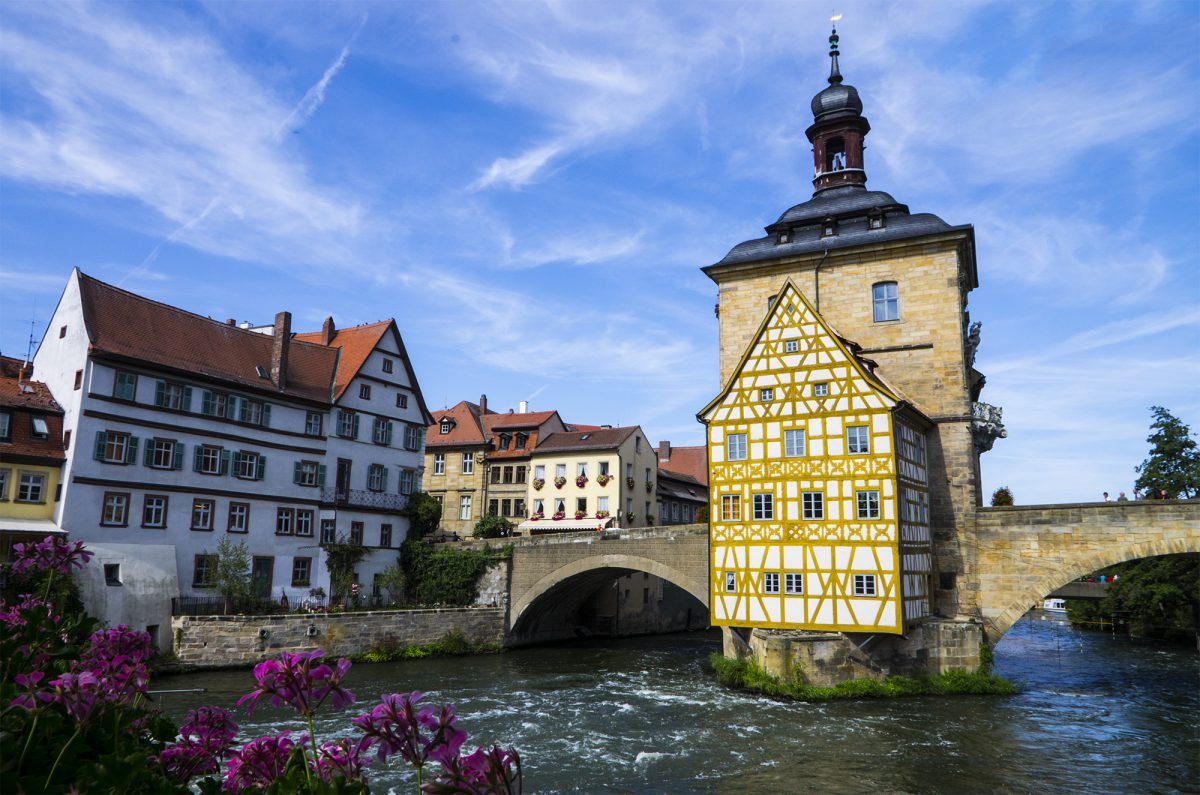 Bamberg: a self-guided brewery tour