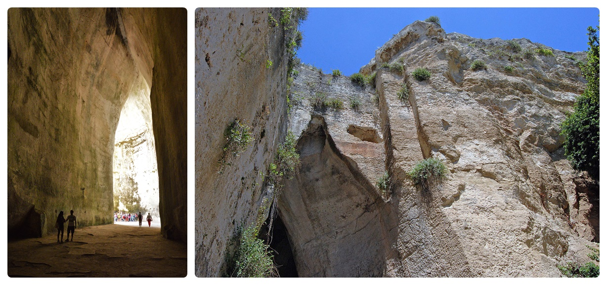 The Ear of Dionysius in Syracuse – a spot (not) to whisper your secrets