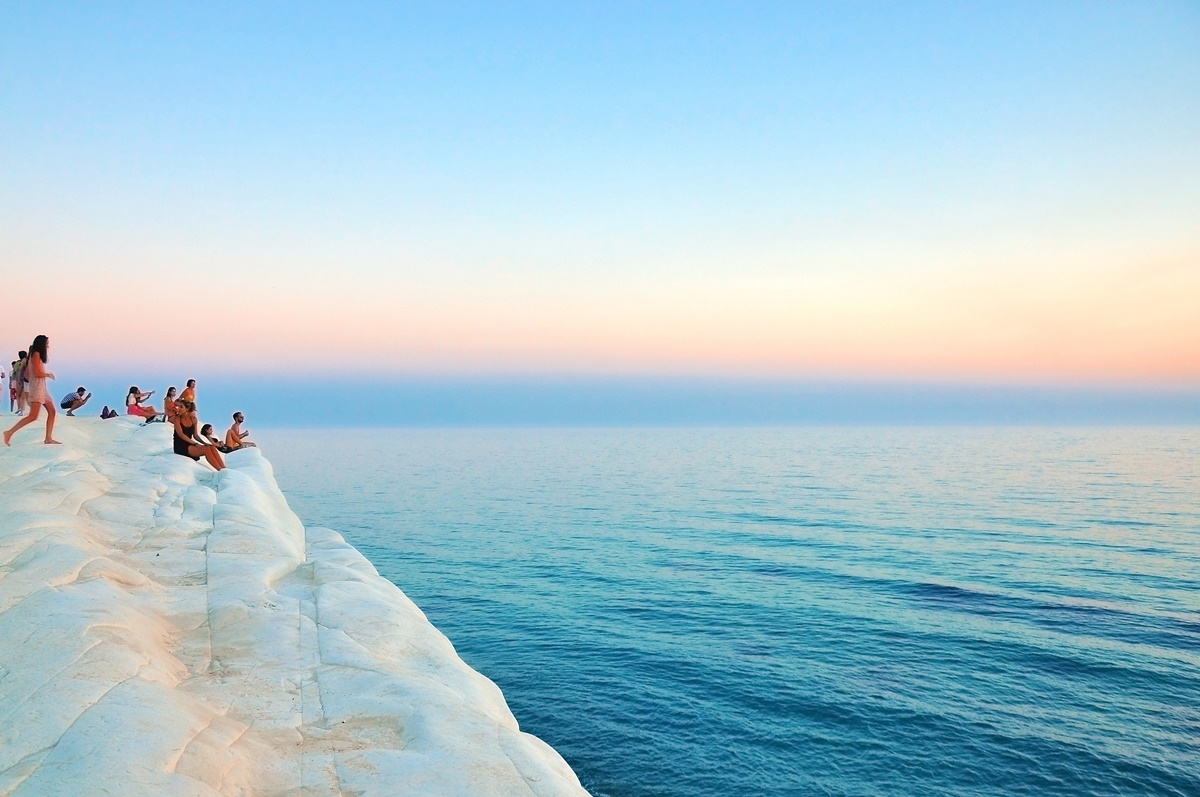 How to get to Scala dei Turchi in Realmonte, Sicily