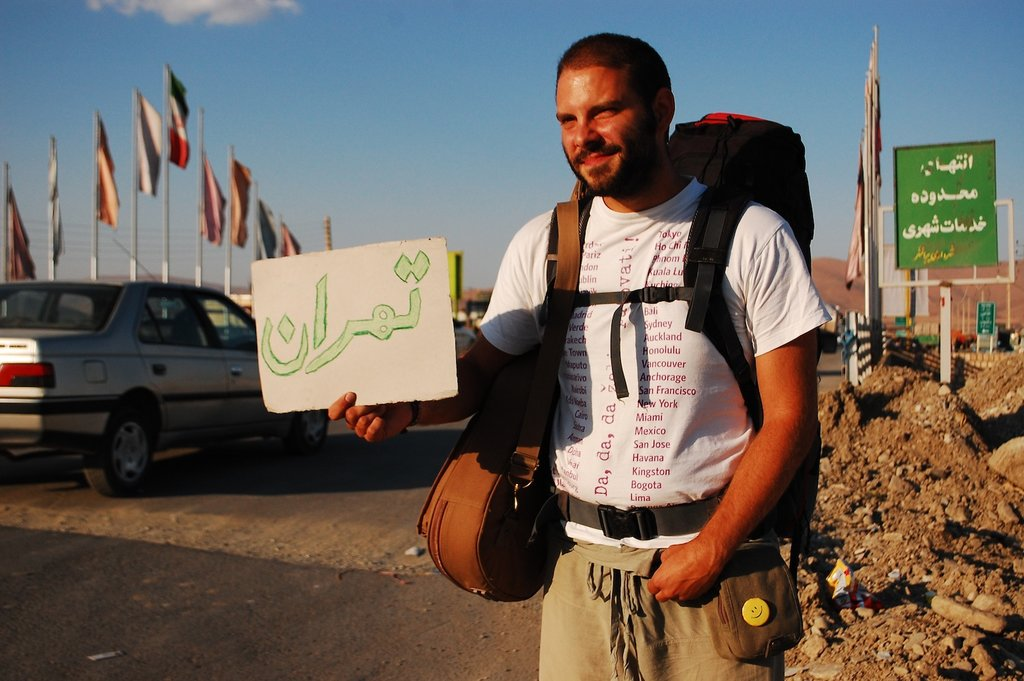 Inspiring travelers: Tomislav Perko's 50,000 km of hitchhiking