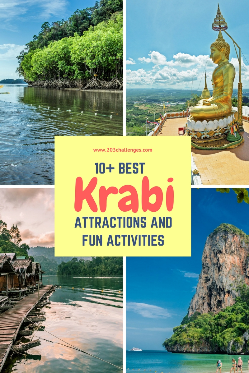 25 Best Things to Do in Krabi, Thailand - The Crazy Tourist