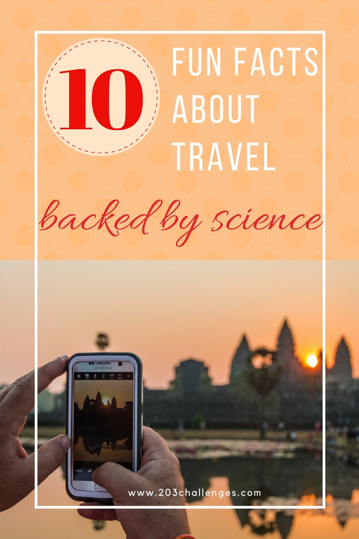 10 Interesting Cosmetology Facts: 10 Interesting Facts About Travel, Backed By Science