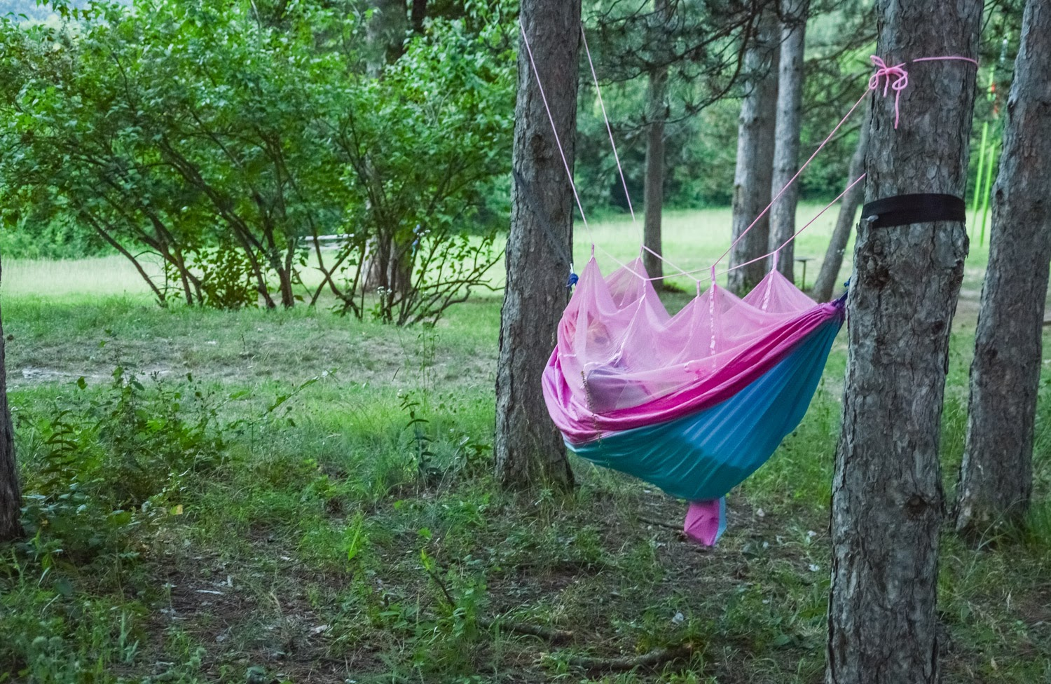 How I swapped my bed for a hammock this summer (and kept on going to work)