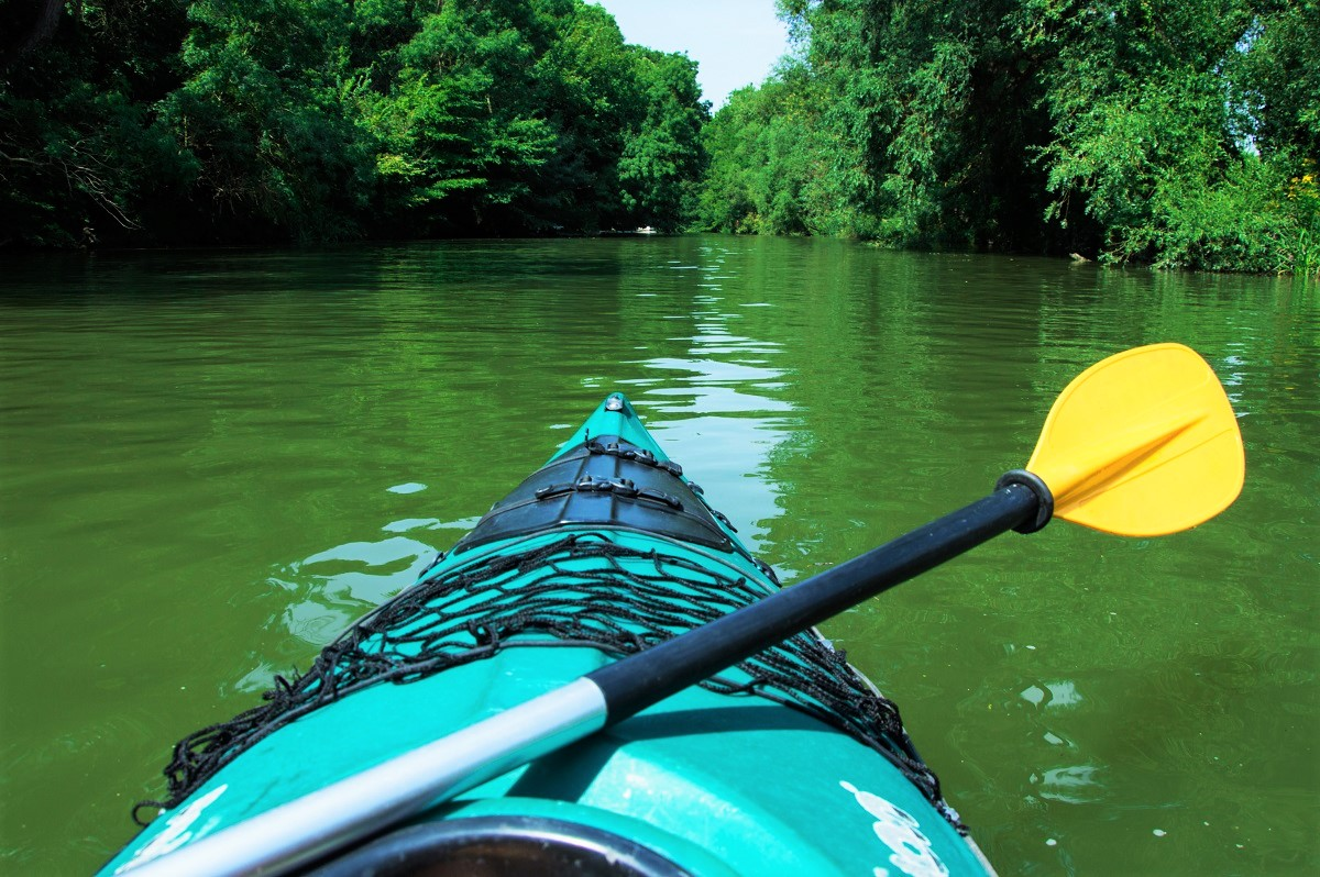To cross Europe by kayak, join this epic challenge (even for a mile)
