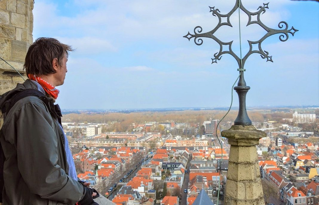 The best view in Delft – climb the second highest bell tower in the Netherlands