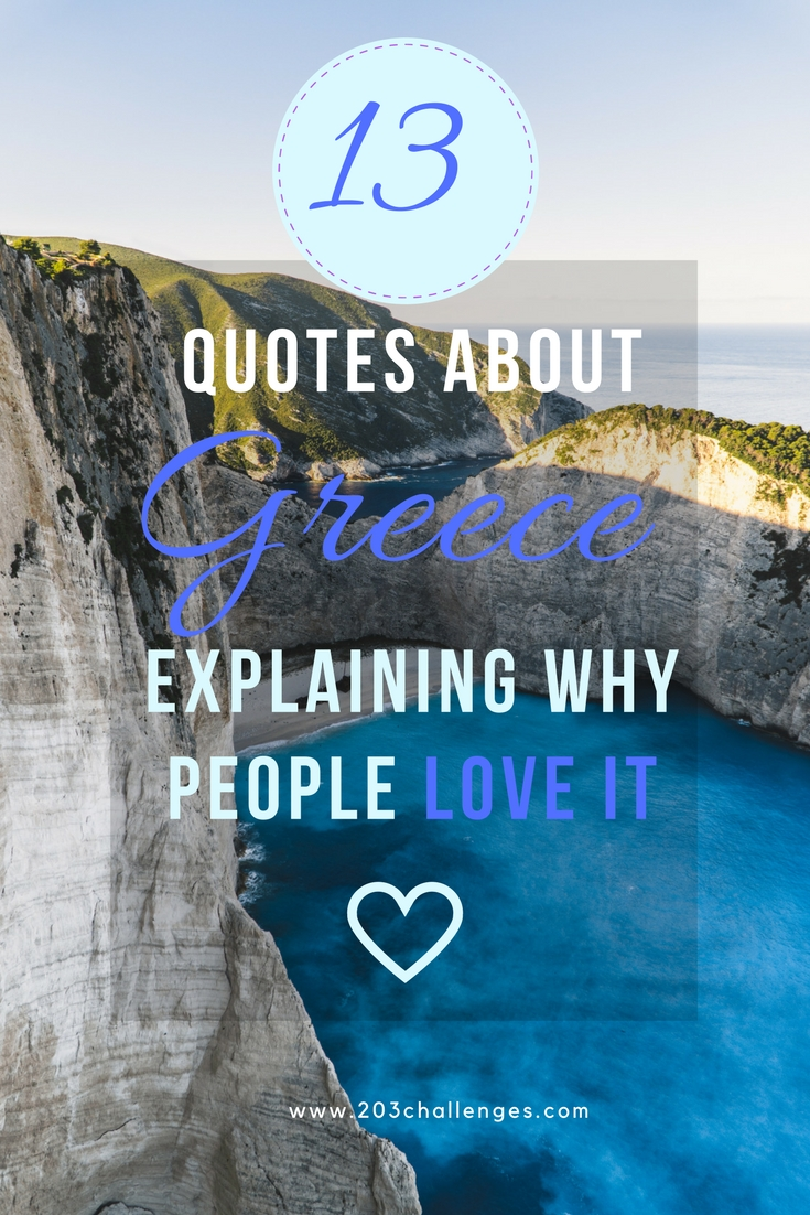 13 quotes about Greece that explain why people love it ...