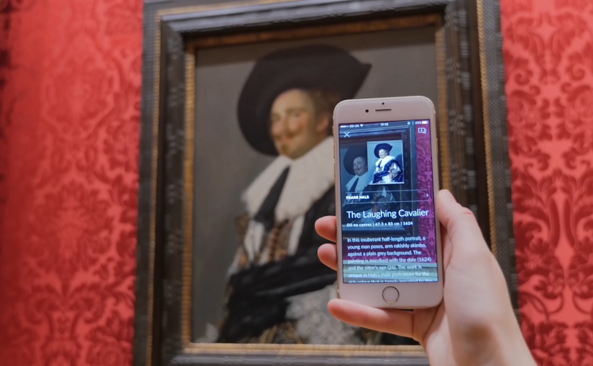 This free mobile application finally makes galleries fun