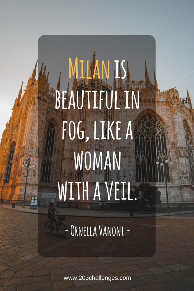 8 Quotes About Milan That Explain Why People Love It