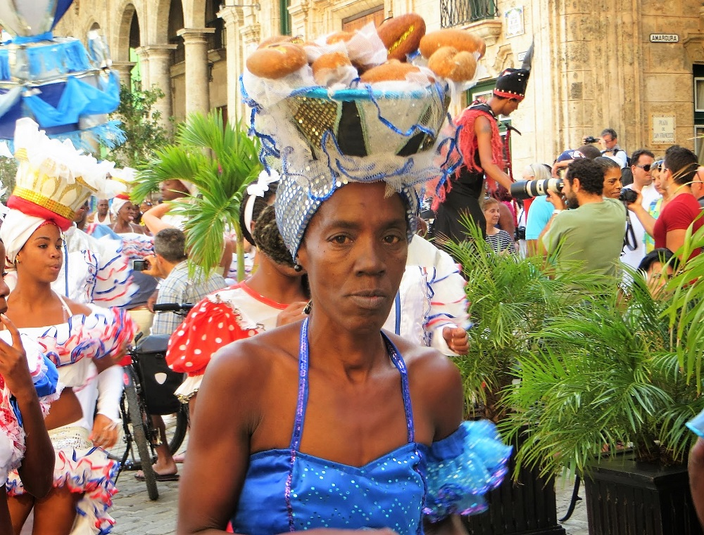 The lesser known carnival in Havana: Three Kings' Day in January