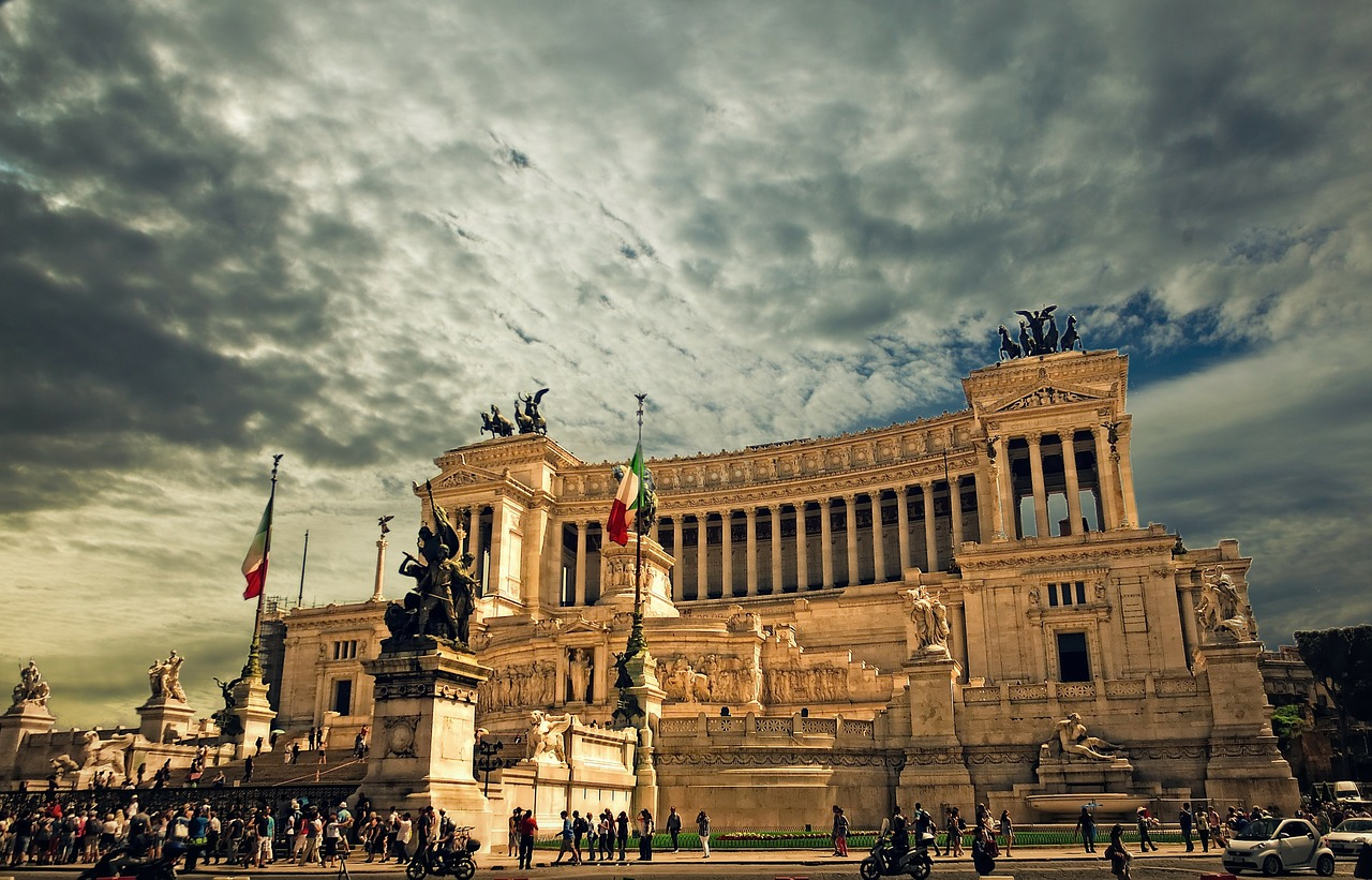 Famous cities through the eyes of locals: Rome