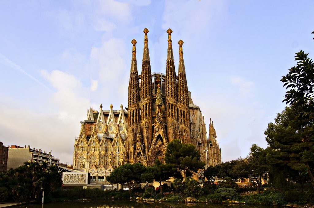 10 facts about the Sagrada Familia you probably didn't know