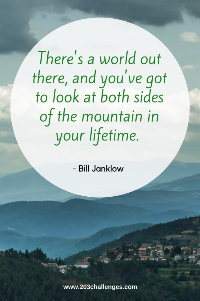 29 Inspiring And Funny Mountain Quotes 203challenges