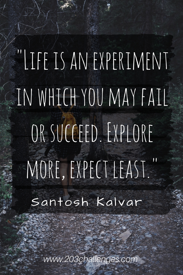 truly inspiring quotes on exploring the world challenges