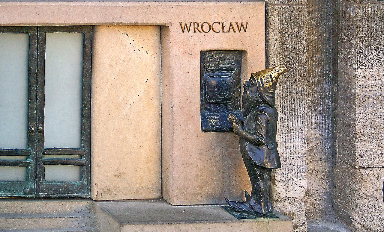 A City Of Dwarfs Wroclaw Poland 203challenges