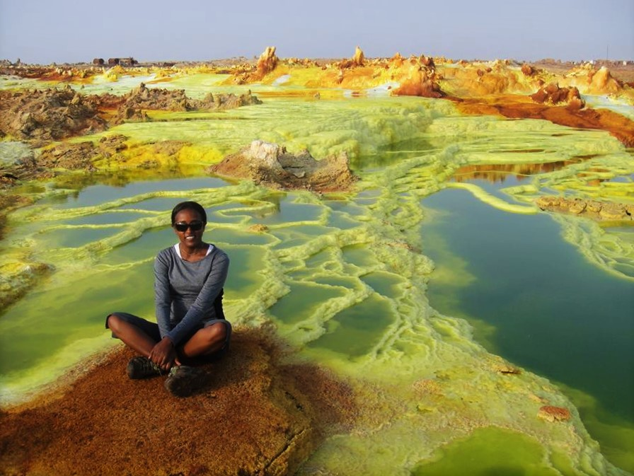 Inspiring travelers: Cape to Cairo by an Ethiopian female nomad