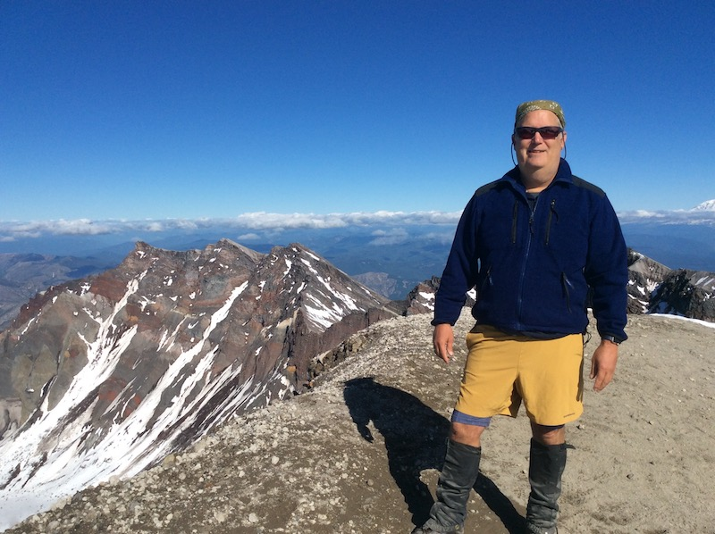 Inspiring travel authors: Jeffrey Ryan and the joy of hiking