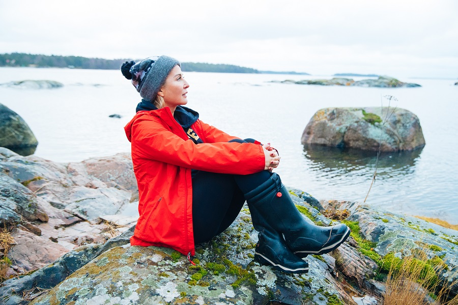 There is a women-only island in Finland