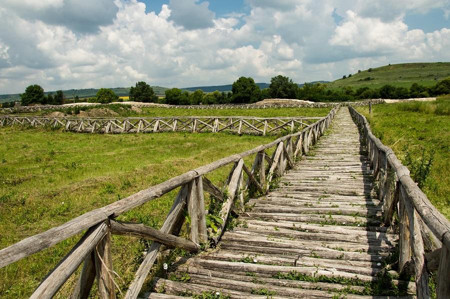 Kovachesko Kale Fortress in Bulgaria