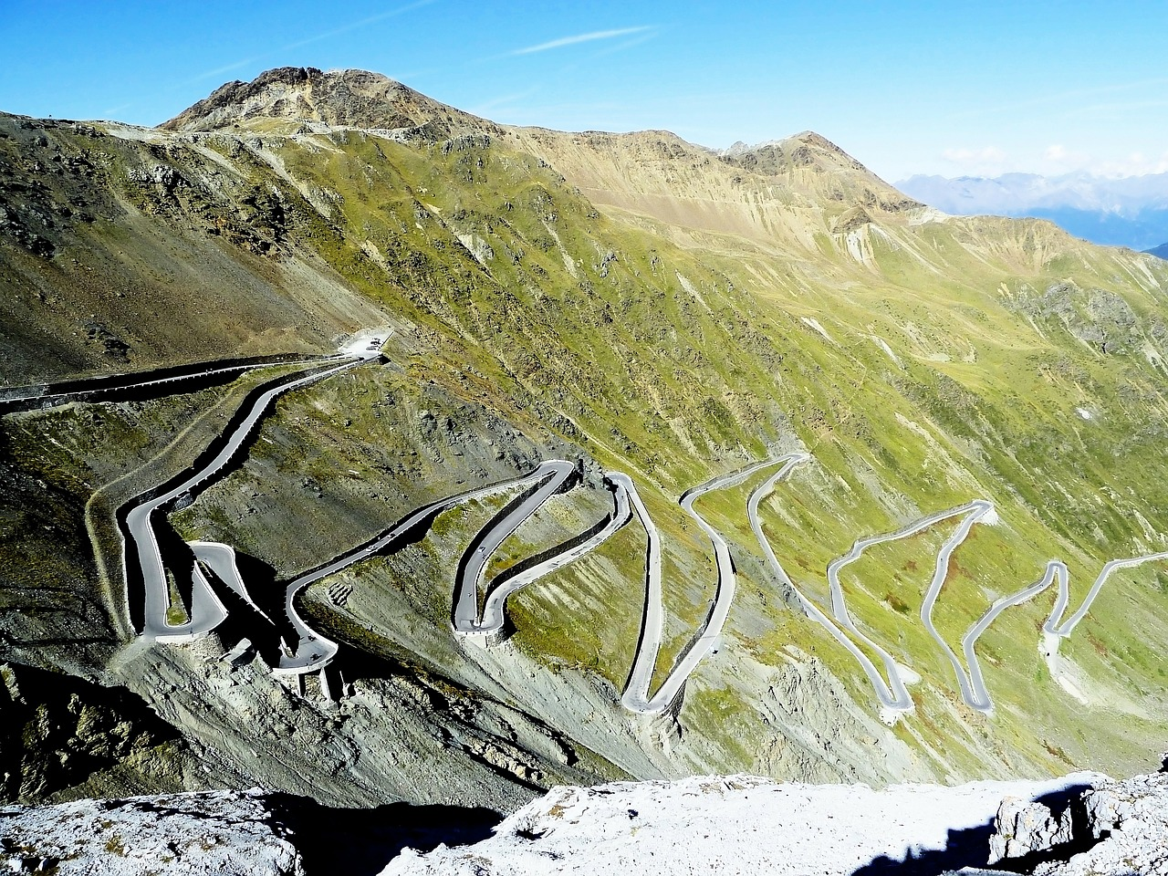 Drive along the most scenic winding roads in the world