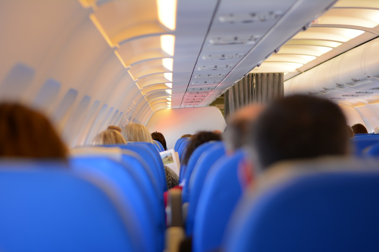 How to sleep on an airplane (when you fly economy class)