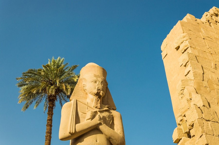 Three places to go to feel like an ancient king or pharaoh