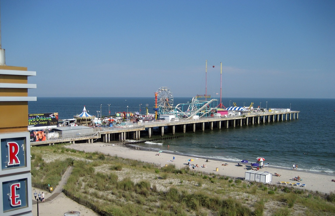 Fun things to do in Atlantic City this summer