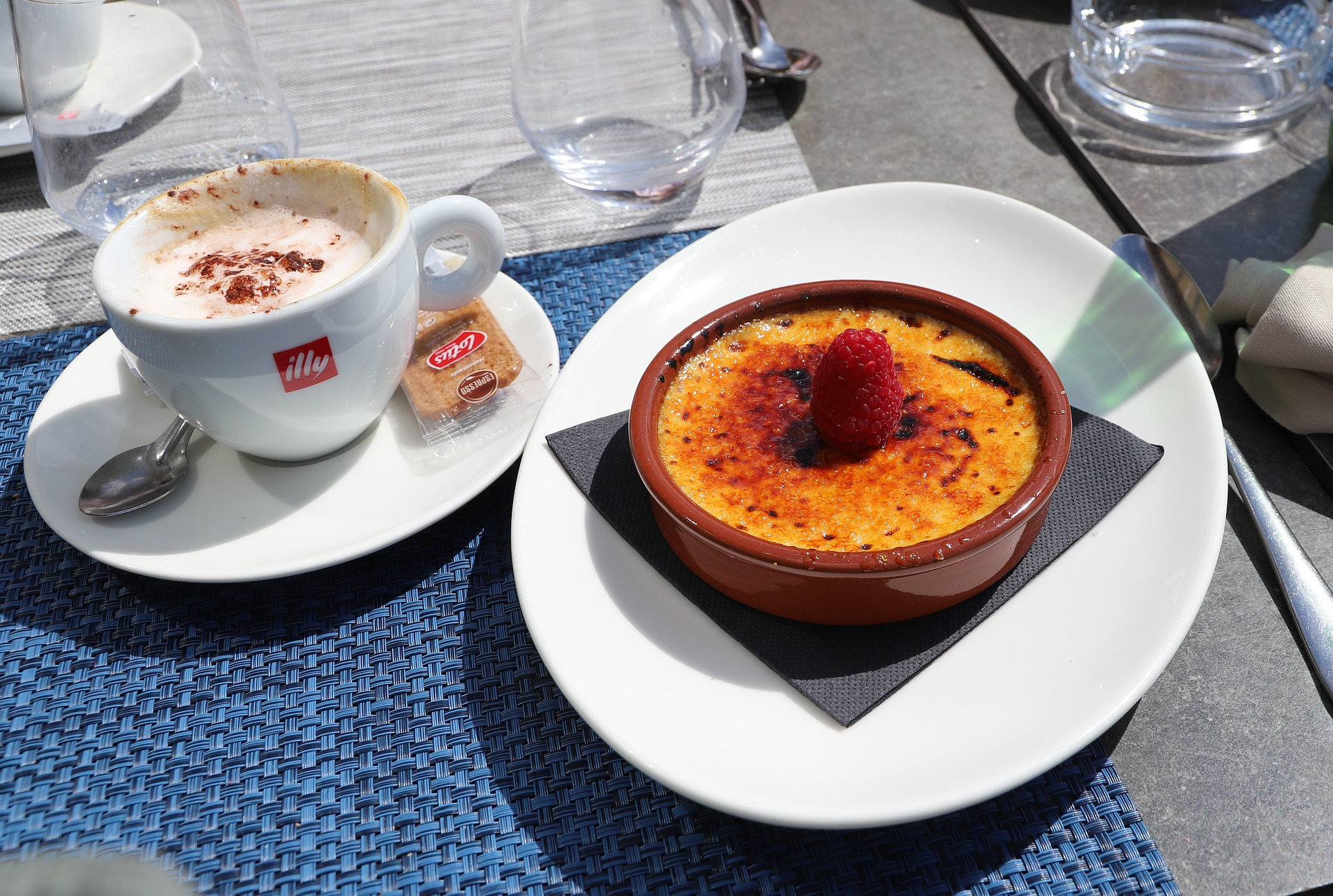Spain`s Sweet Delight: Crema Catalana