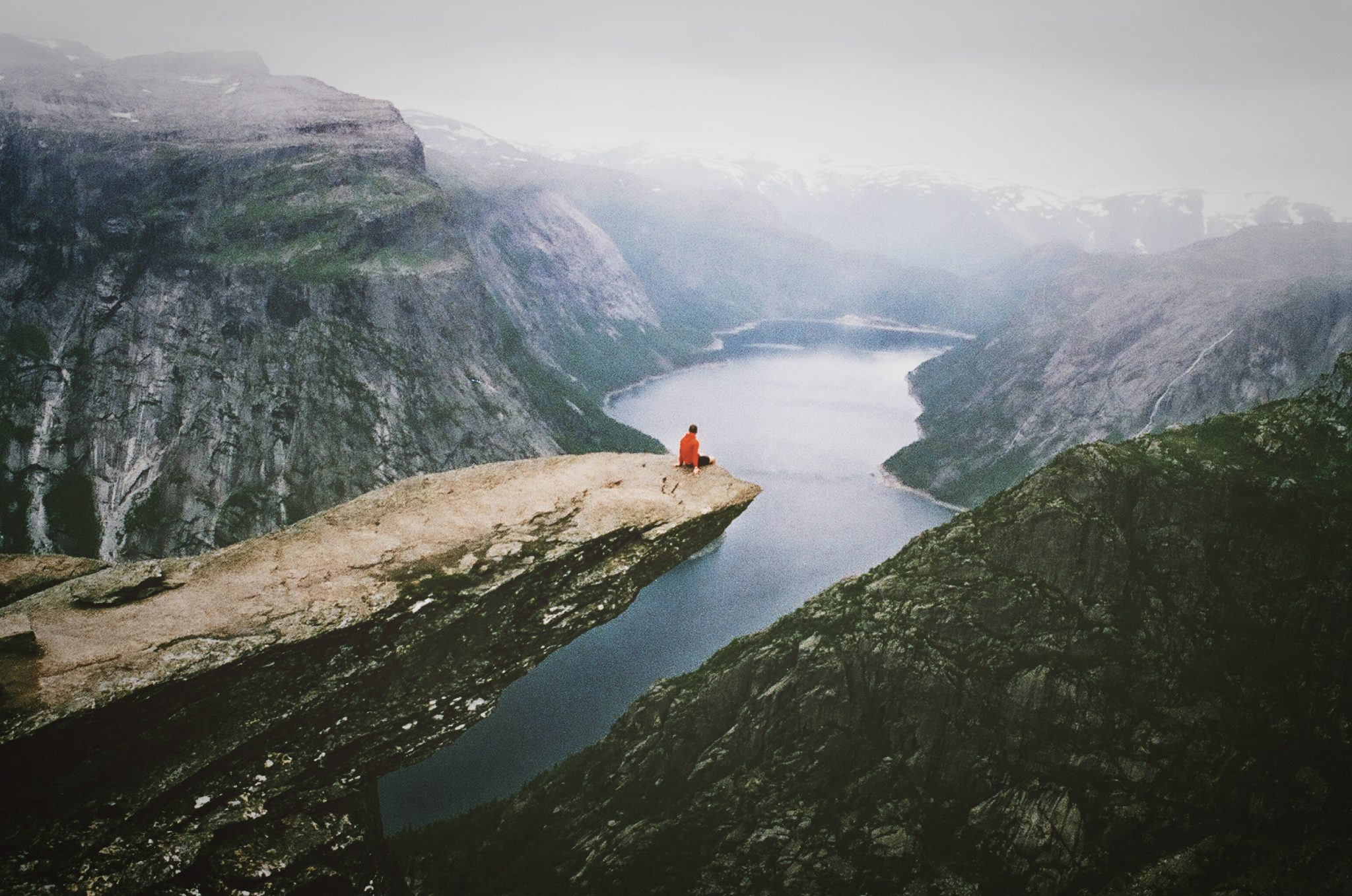 Friluftsliv: Norway`s secret to happiness