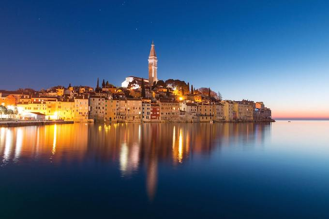 Why is Istria a perfect family destination?