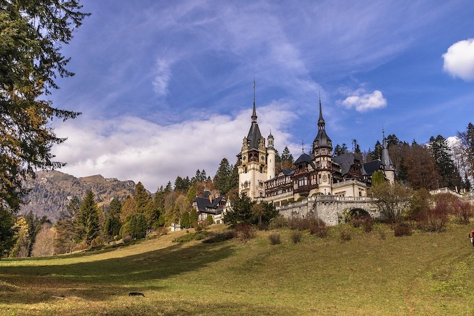 6 places to visit in Romania