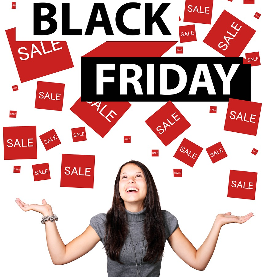 Why Shopping During Black Friday Can be Beneficial for Your Wallet?